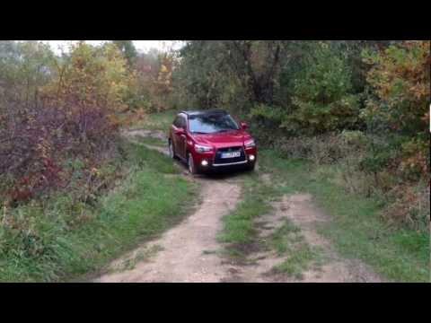 Mitsubishi ASX 1.8 DI-D 4WD Light-Offroad/Mud