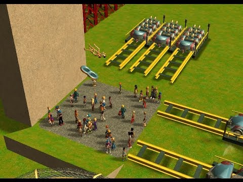 Download Roller Coaster Tycoon 3 Death Park 1 7 | Dangdut Mania
