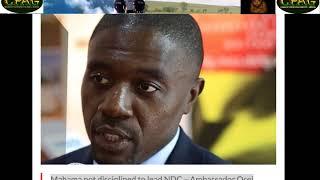 Mahama not disciplined to lead NDC – NDC's Former Ambassador Osei