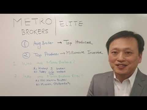 Introducing Metro Brokers / Elite