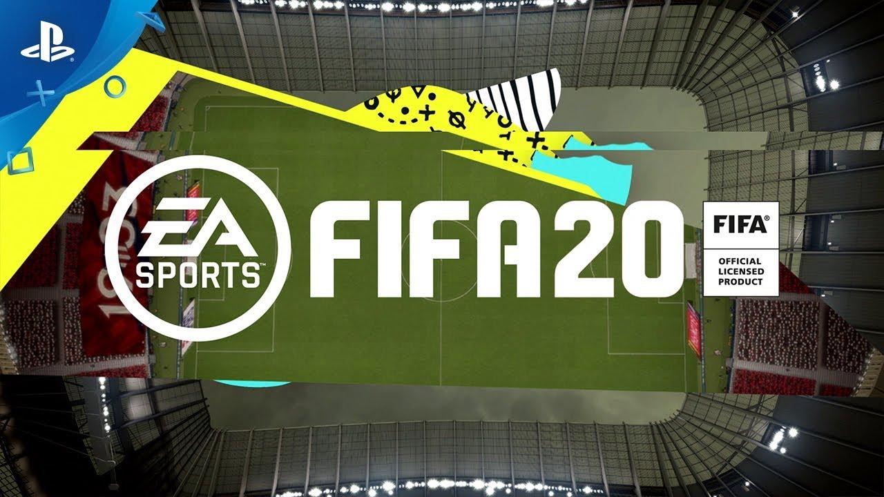 Le confezioni PS4 con FIFA 20 disponibili in autunno