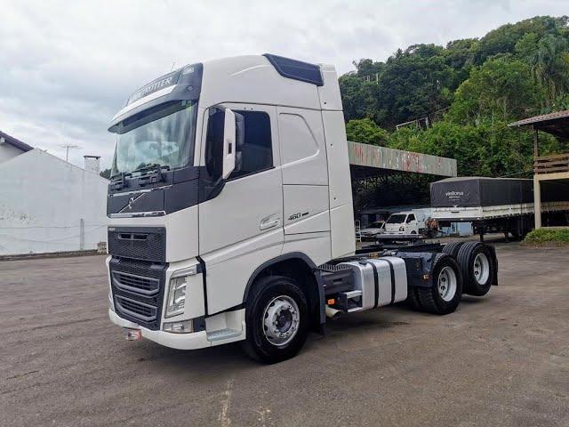 Vídeo do caminhão FH460 6x2 Globetroter New