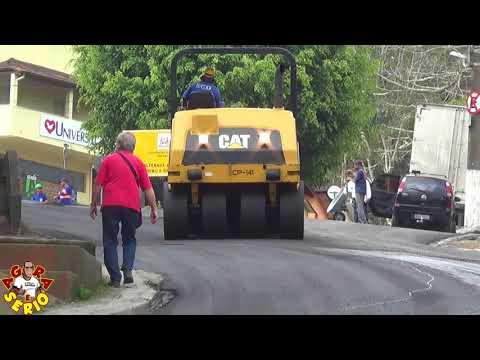Prefeito Ayres Scorsatto faz a Pavimentação da Rua Antônio Pereira da Silva