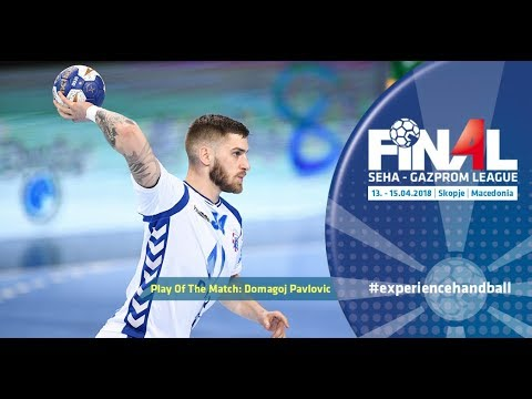 Final 4: Play of the match - Domagoj Pavlovic (PPD Zagreb vs Celje PL)