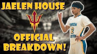 How GOOD Is Jaelen House?! | Official Player Breakdown