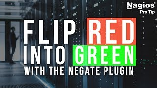 Turn Critical into OK with negate plugin