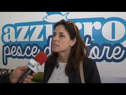 AD ANDORA PER AZZURRO PESCE D'AUTORE ANCHE PAOLO RIPAMONTI E SARA FOSCOLO