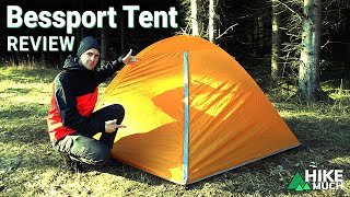 Bessport 2P Basic 3-Season Tent Review | Affordable and Lightweight Backpacking Tent