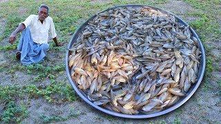 1000 Sea Fish Curry Recipe | Traditional Small Fish Recipe by Grandpa Kitchen