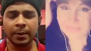 """Smule""""Naina""""& Ankit Tiwari"""