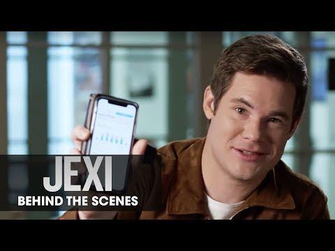 """Jexi (2019 Movie) Official BTS """"Screen Time Manager"""" — Adam Devine, Rose Byrne, Alexandra Shipp"""