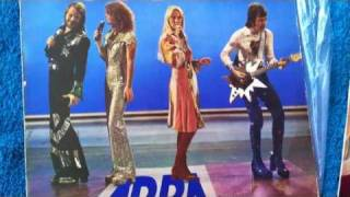 ABBA - Waterloo (German /Swedish Editions)
