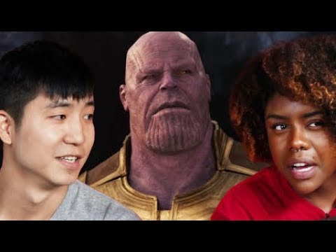 """Which """"Avengers: Infinity War"""" Character Are You?"""