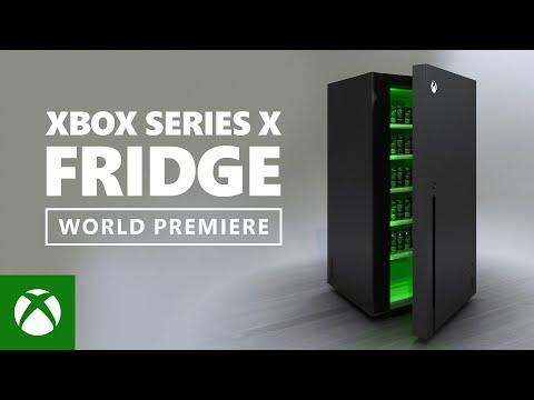 Microsoft Releases Xbox Series X Fridge