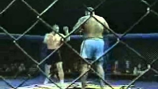 CRAZY MMA FIGHTS! KUNG FU MONSTER vs KILLER OF GIANTS MMA