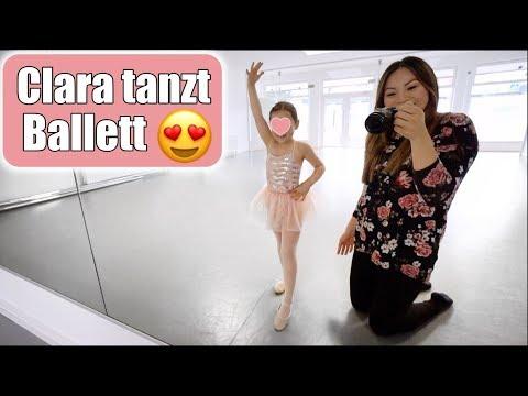 Clara tanzt Ballett 😍 Abendessen mit Salat | Johann lernt für den Deutsch Test | VLOG | Mamiseelen