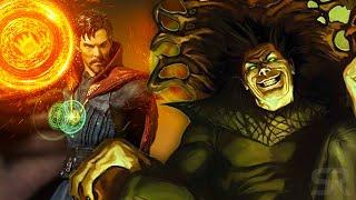 Who Is Nightmare? Doctor Strange 2 Villain Explained