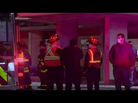 Fire at apartment on Detroit's east side hospitalizes multiple senior citizens