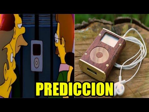 Los Simpsons Predicciones: Predicen El Primer Ipod