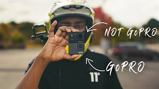 When you CAN'T AFFORD a GoPro | VICTURE Action Cam Review