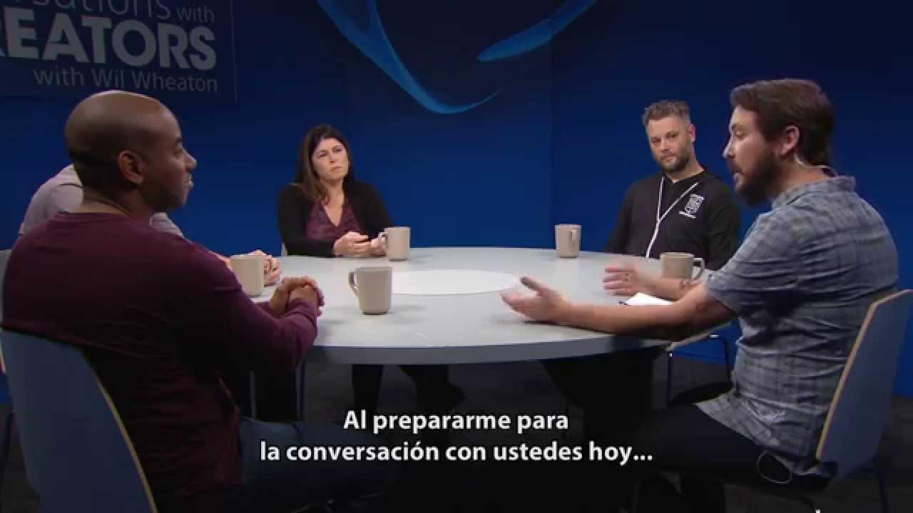 """Vean el Episodio 4 de """"Conversations with Creators"""": """"Santa Monica Studios"""""""