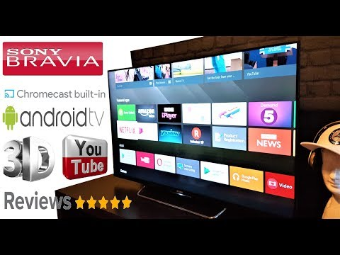 Sony Bravia – Android 3D Smart TV Review
