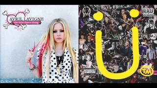 When Ü're Gone - Avril Lavigne vs. Jack Ü feat. Justin Bieber (Mashup)