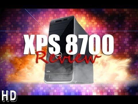Dell XPS 8700 Desktop Review