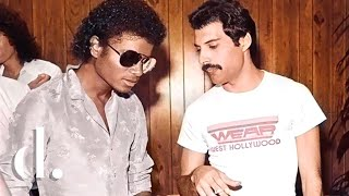 How Did Michael Jackson & Freddie Mercury Fall Out? | The Detail.