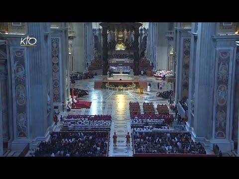 Célébration de la Passion du Seigneur 2015 - Rome