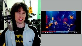 British guitarist reacts to Mark Knopfler's live melodic journey!