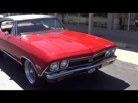 Video of '68 Chevelle - PVNB