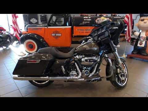 2021 Harley-Davidson® Street Glide® FLHX