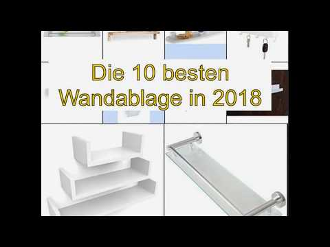 Die 10 besten Wandablage in 2018