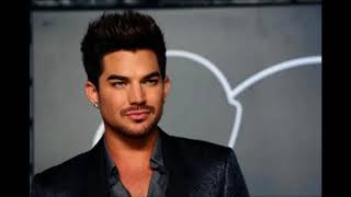 Sacrifice- Adam Lambert Lyric Video.