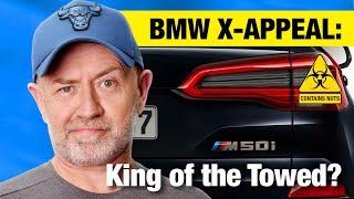 BMW announces 3.5-tonne tow upgrades for X5 & X7 (Plus nuts - yesssss!) | Auto Expert John Cadogan