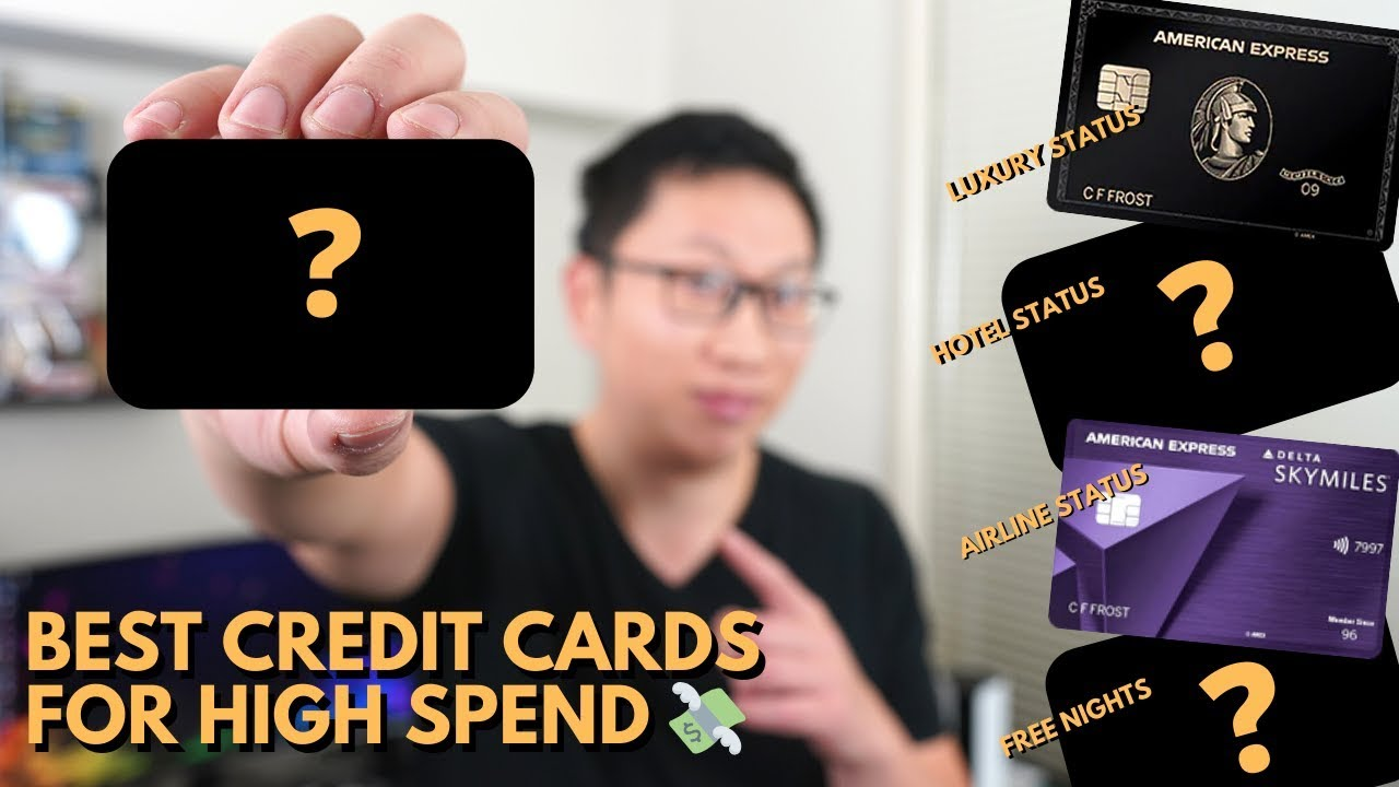 Finest Credit Cards for High Invest (Free Nights, Airline Company Status, High-end Advantages) thumbnail