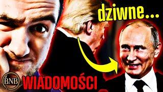 SZOK! Trump i Putin zawarli SOJUSZ! A to dopiero początek… | WIADOMOŚCI