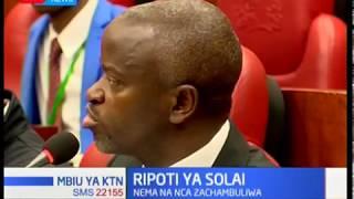 Uchunguzi wa mkasa wa Solai: Kamati ya seneti yakasirishwa na utepetevu wa NEMA pamoja na NCA