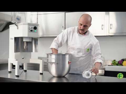 Πλανητικά Μίξερ Τροφίμων Σειρά PLN