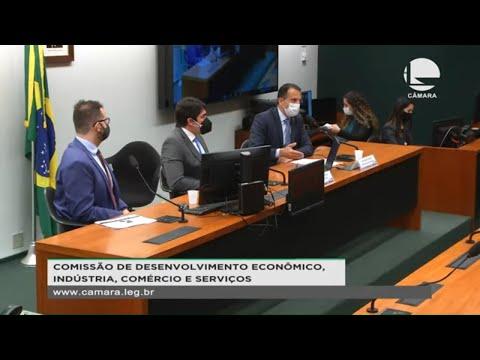 Desenvolvimento Econômico - Modernização no ambiente de negócios do país - 12/05/2021