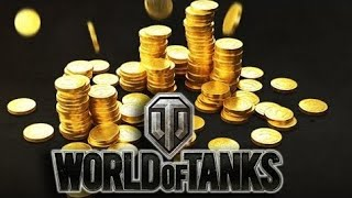 Голда бесплатно для World of tanks