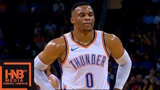 Oklahoma City Thunder vs New Orleans Pelicans 1st Qtr Highlights | 11.05.2018, NBA Season