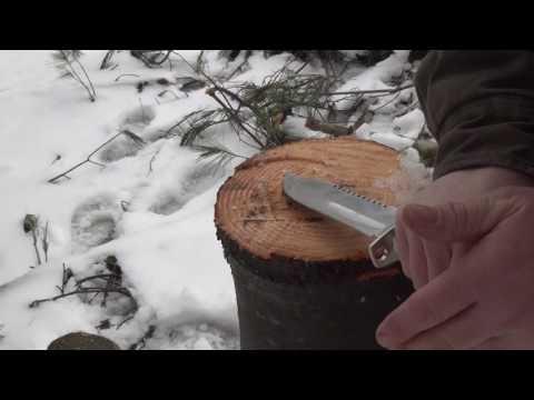 Coleman CM2022 Survival Knife Test & Review – Tactical Show