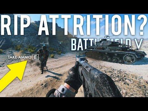 Battlefield V R.I.P Attrition?