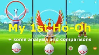 Download Youtube: My 1st Ho-Oh ( & some throw analysis and comparisons )