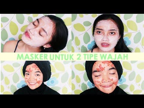 Video Masker Untuk Kulit Kering & Berminyak | Indira Kalistha