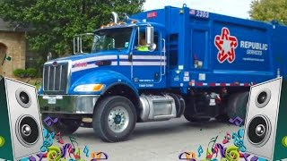 Kids Garbage Truck Song for Kids - The Curb Garbage Truck Songs for Children