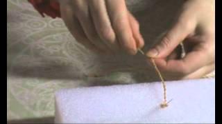 Плетение из мочала #2