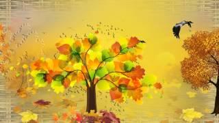 Осень ходит не спеша...
